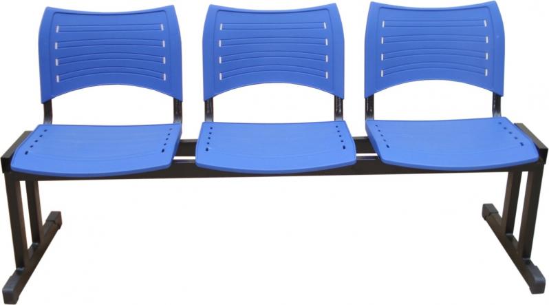Cadeira para Escritório de Plástico na Lapa - Cadeiras Industriais Ergonômicas
