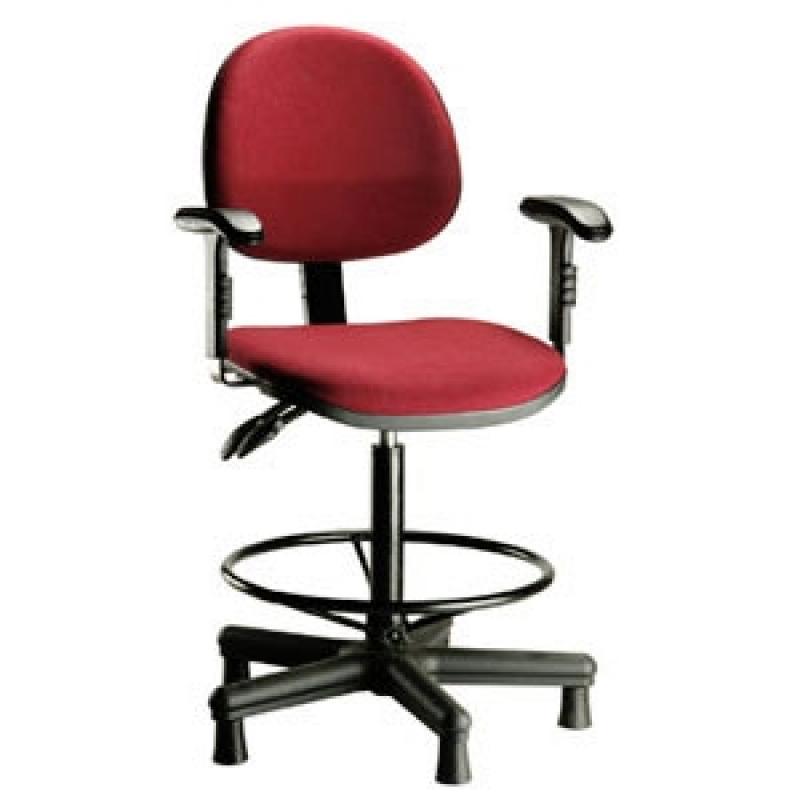 Cadeiras Industriais Ergonômicas na Vila Bourbon - Cadeira para Escritório Ergonômica