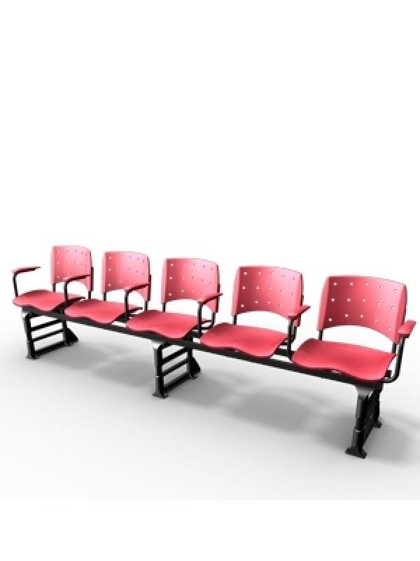 Cadeiras Industriais Preço Jardim Santa Rosa - Cadeira para Escritório Ergonômica