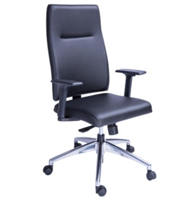 Cadeiras para Escritórios Ergonômicas na Residencial Burato - Cadeiras Industriais Ergonômicas