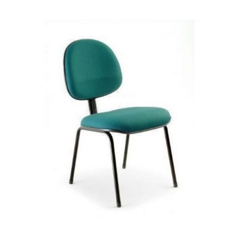 Cadeiras para Escritórios Fixa na Vila Leopoldina - Cadeira para Escritório Ergonômica
