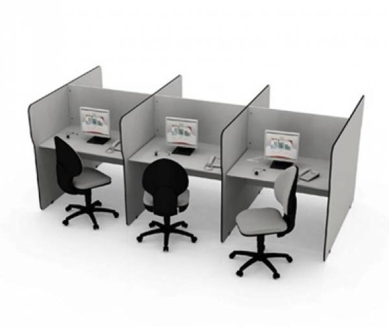 Estações para Call Center Jardim Ipiranga - Empresa de Baias para Call Center