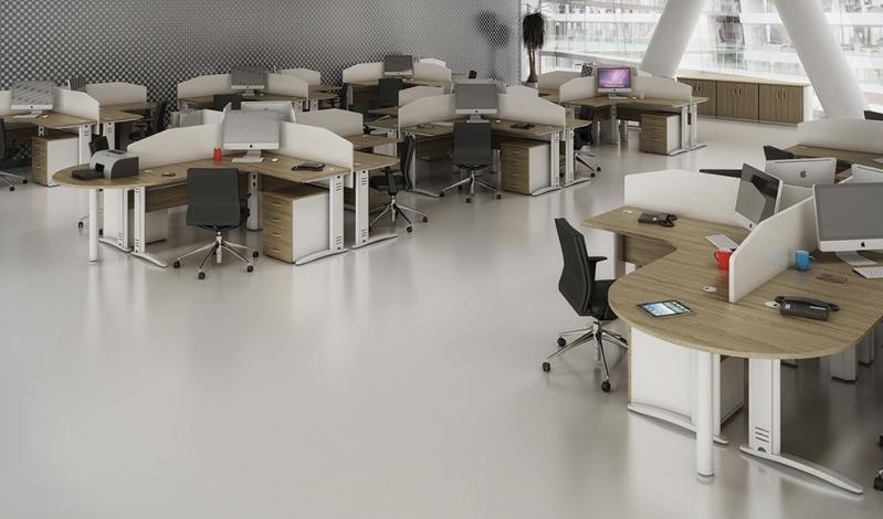 Fábricas de Móveis para Escritório no Centro - Fábrica de Móveis para Escritório