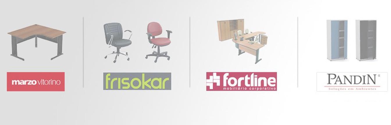 JR Móveis Corporativos - Cadeira para Escritório