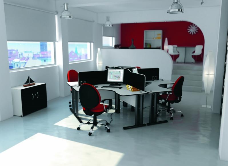Mesa de Parede para Escritório Preço em Rio Claro - Mesa para Escritório Simples