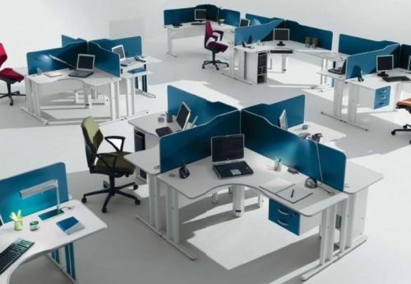 Mesa para Escritório Simples Preço Jardim Belmonte - Mesa para Escritório Simples