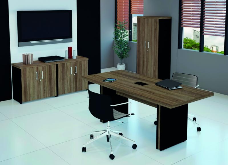 Mesas de Escritório em Sp em Araras - Mesa para Escritório Simples