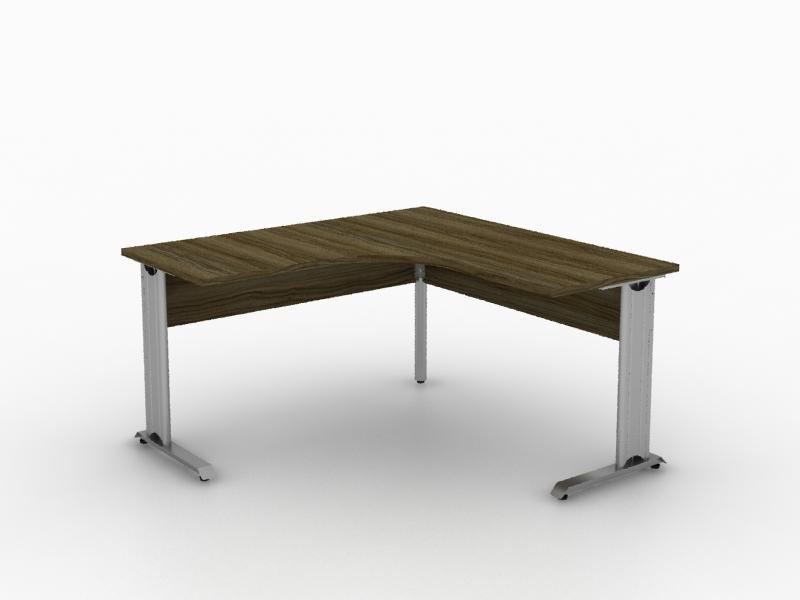 Mesas para Escritório de Canto ABCD - Mesas de Escritório em Sp