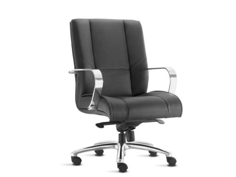 Onde Encontrar Cadeira para Escritório de Couro no Jockey Club - Cadeira para Escritório Ergonômica