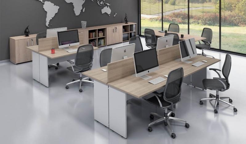 Onde Encontrar Mesa para Escritório Comercial na Bairro Mendonça - Mesas de Escritório em Sp