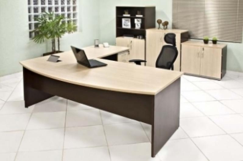 Onde Encontrar Mesa para Escritório de Advocacia na Parque das Araucárias - Mesas de Escritório em Sp