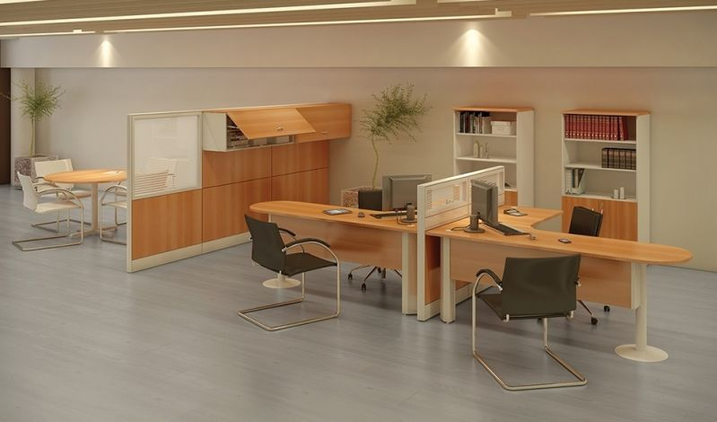 Onde Encontrar Mesa para Escritório em L com Gavetas no Cidade Satélite Íris - Mesas para Escritório