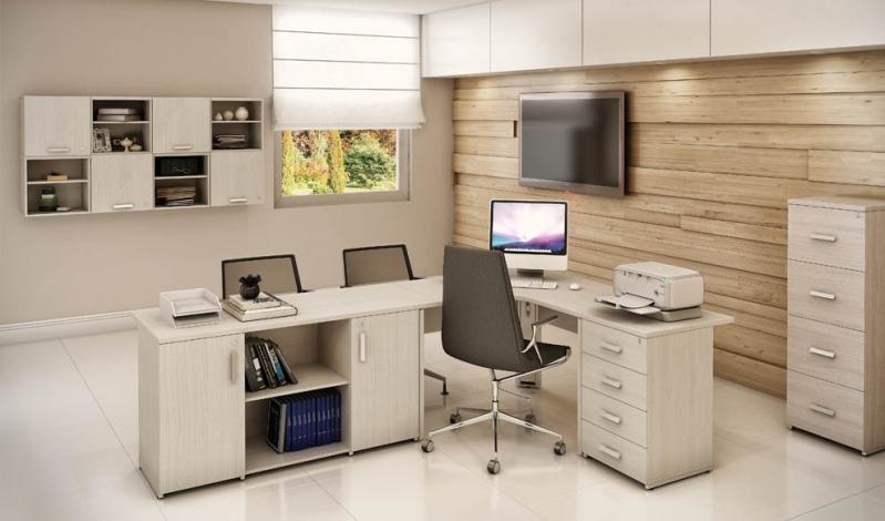 Quanto Custa Mesa de Parede para Escritório em Araras - Mesas para Escritório
