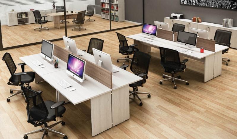 Quanto Custa Mesa para Escritório Comercial na Village Campinas - Mesas para Escritório