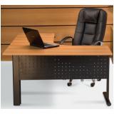 mesa de escritório em sp em Valinhos