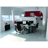 mesa de parede para escritório preço Jardim Mirassol