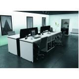 mesa para escritório comercial preço Jardim Novo Maracanã