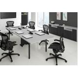 mesa para escritório de contabilidade Jardim Iguatemi