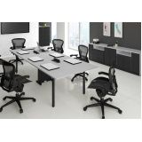 mesa para escritório de contabilidade na Centro