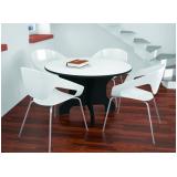 mesas de escritório em sp preço Jardim Santa Clara