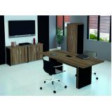 mesas de escritório em sp em Araras