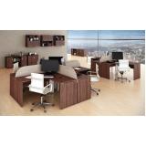 mesas para escritório comercial Jardim Nova Esperança