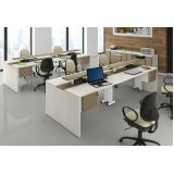 mesas para escritório de contabilidade na Vila Santana III