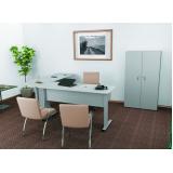 mesas para escritório preço em Sumaré