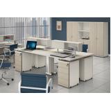 mesas para escritórios Jardim García