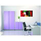 armários de aço para escritório
