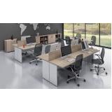 onde encontrar mesa para escritório comercial na Parque Rio das Pedras