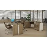onde encontrar mesa para escritório de madeira em Moema