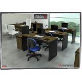 onde encontro loja de móveis para escritório na Bairro da Estação
