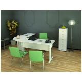 quanto custa mesa para escritório simples na Cajuru